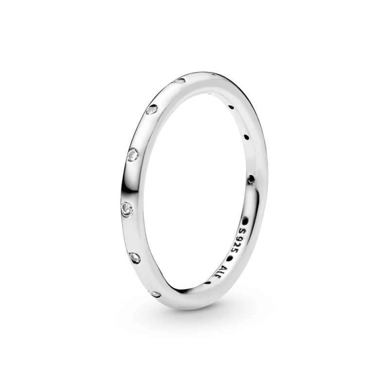 Inel din argint 925 cu zirconiu cubic