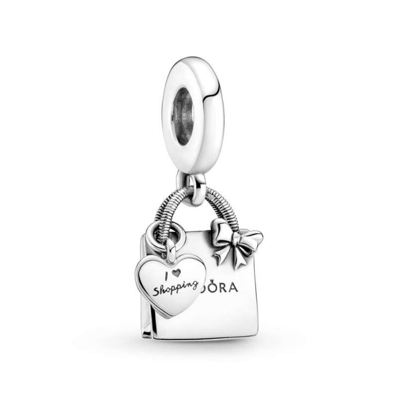 Talisman de tip pandantiv Pungă de cumpărături Pandora